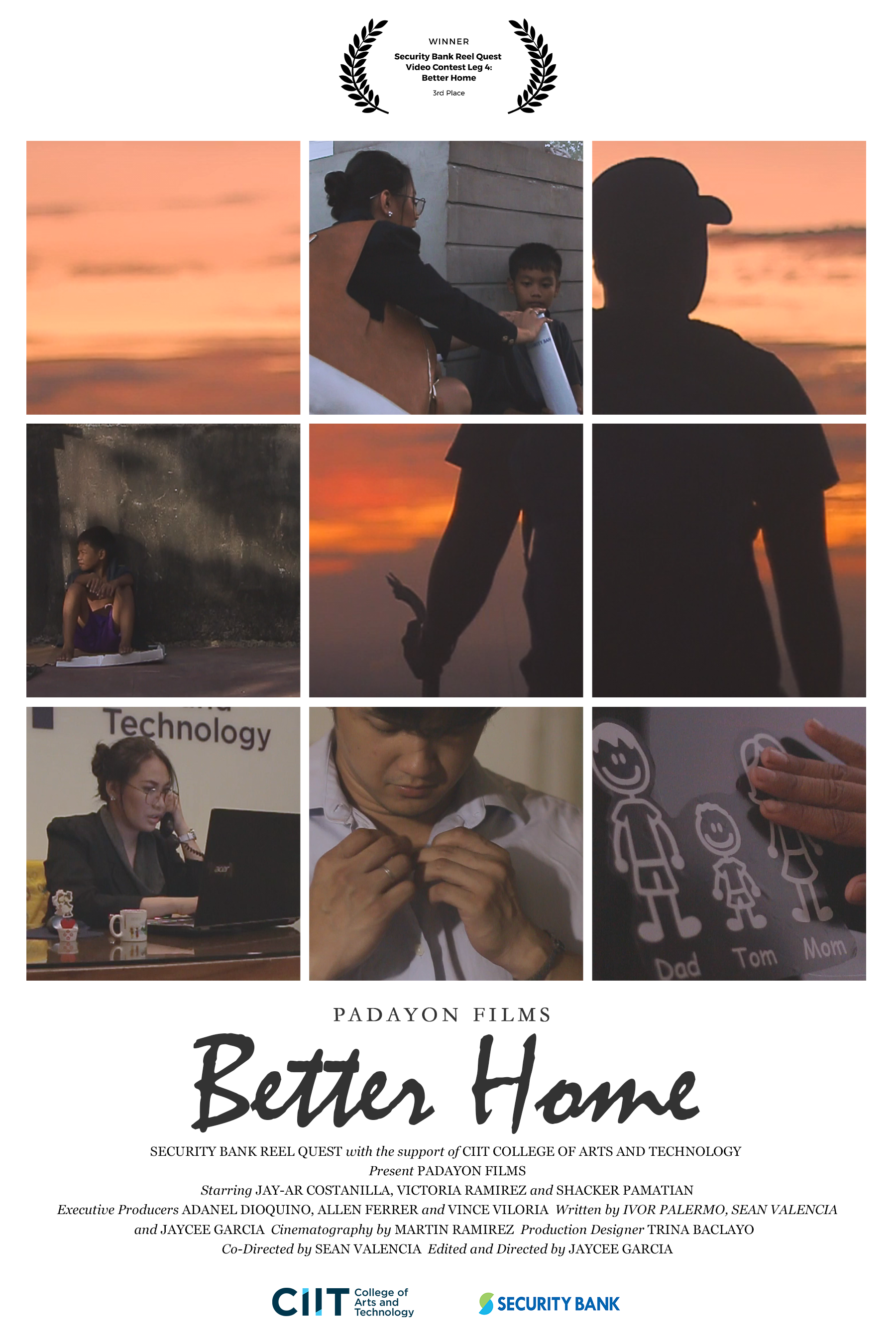 padayon better home poster