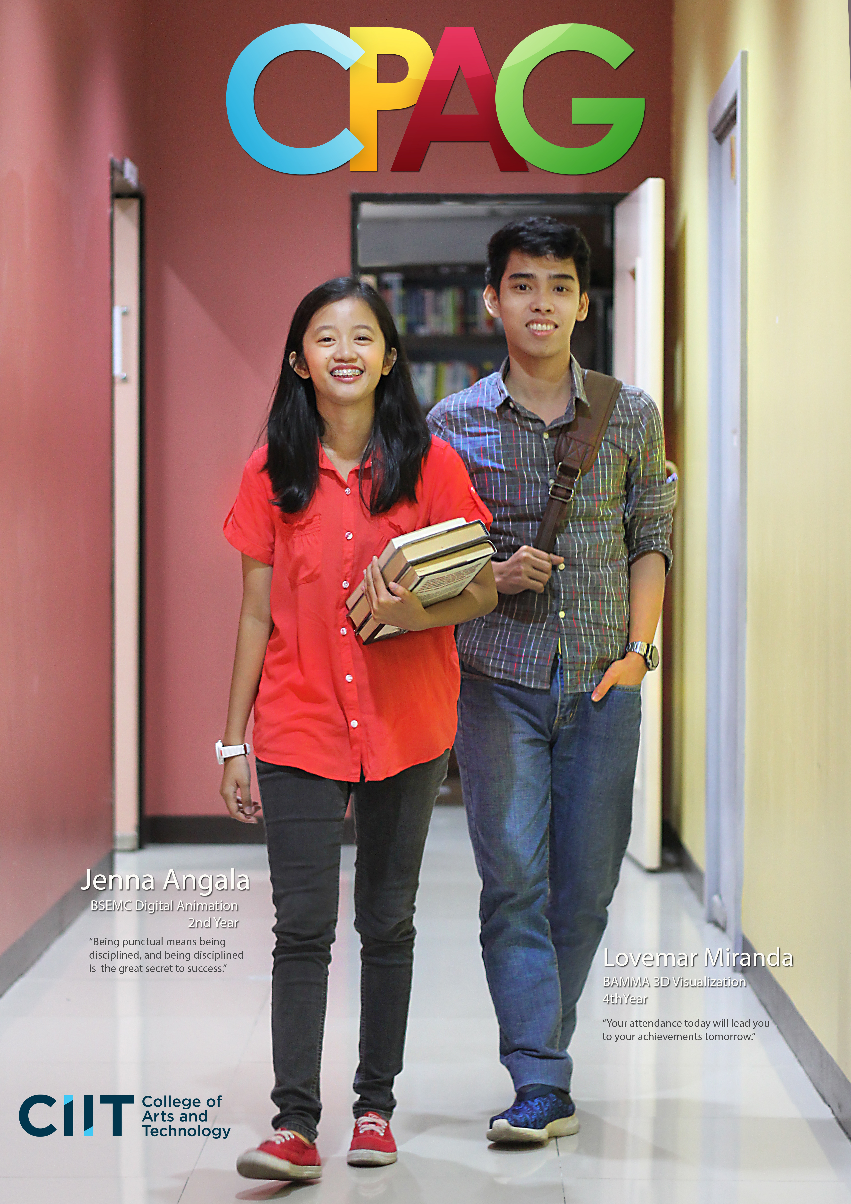 cpag campaign: walking students