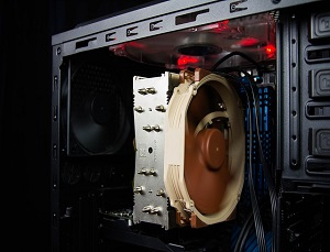 assemble a PC