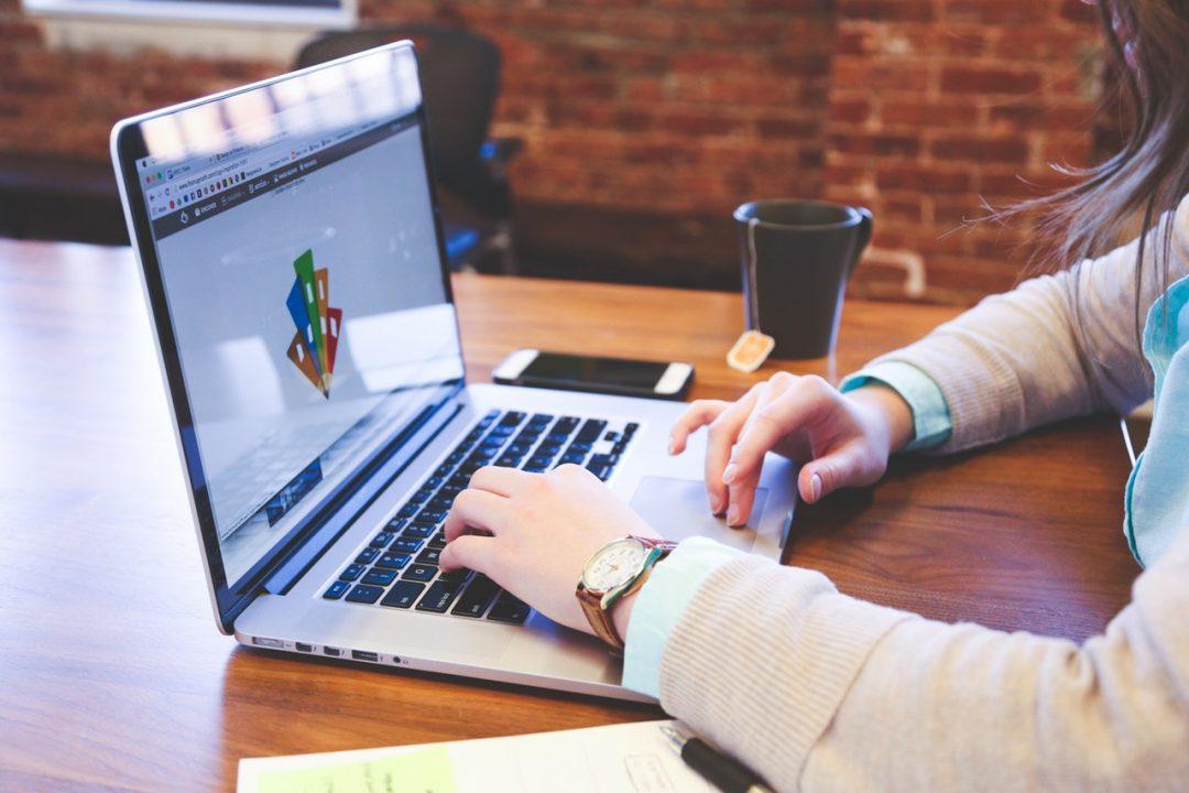 woman debunking digital arts myths