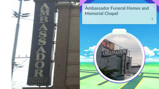 funeral homes: mobile app development school