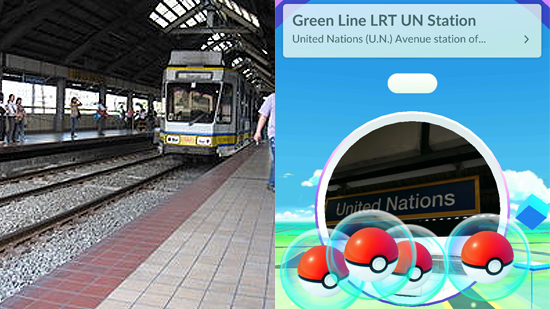 train station: mobile app development school