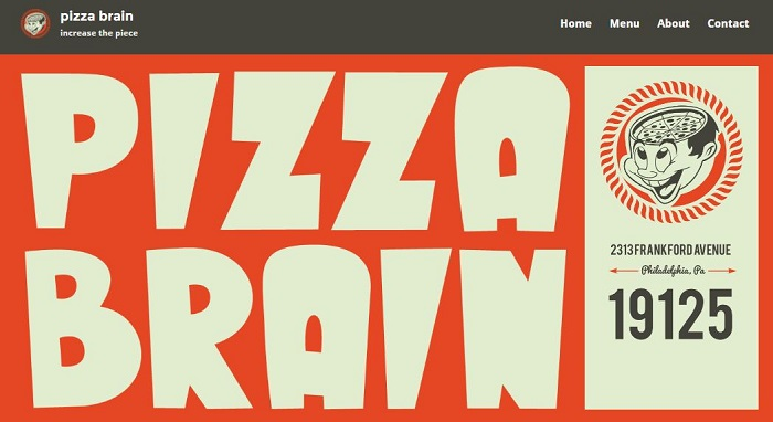 pizza brain: web design school-Philippines