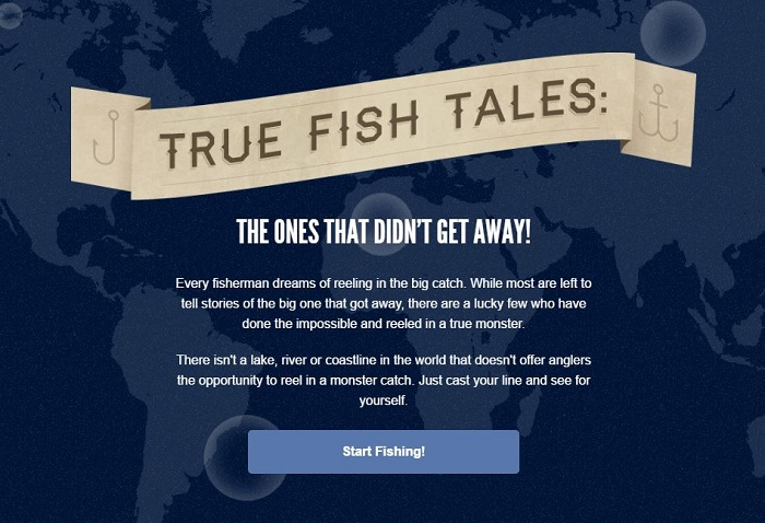 web design school-Philippines: true fish tales
