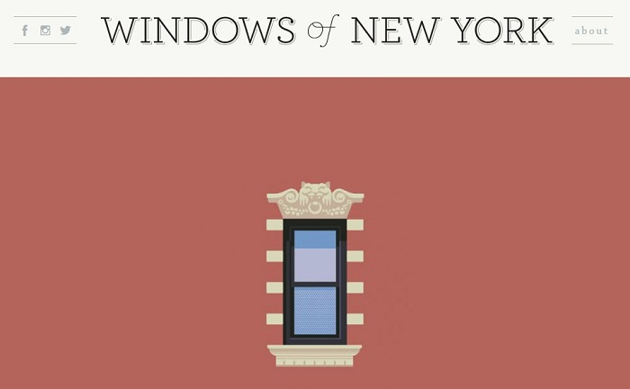 web design school-Philippines: windows of new york
