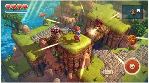 oceanhorn: mobile game development school