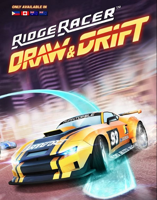 ridge racer: mobile game development school