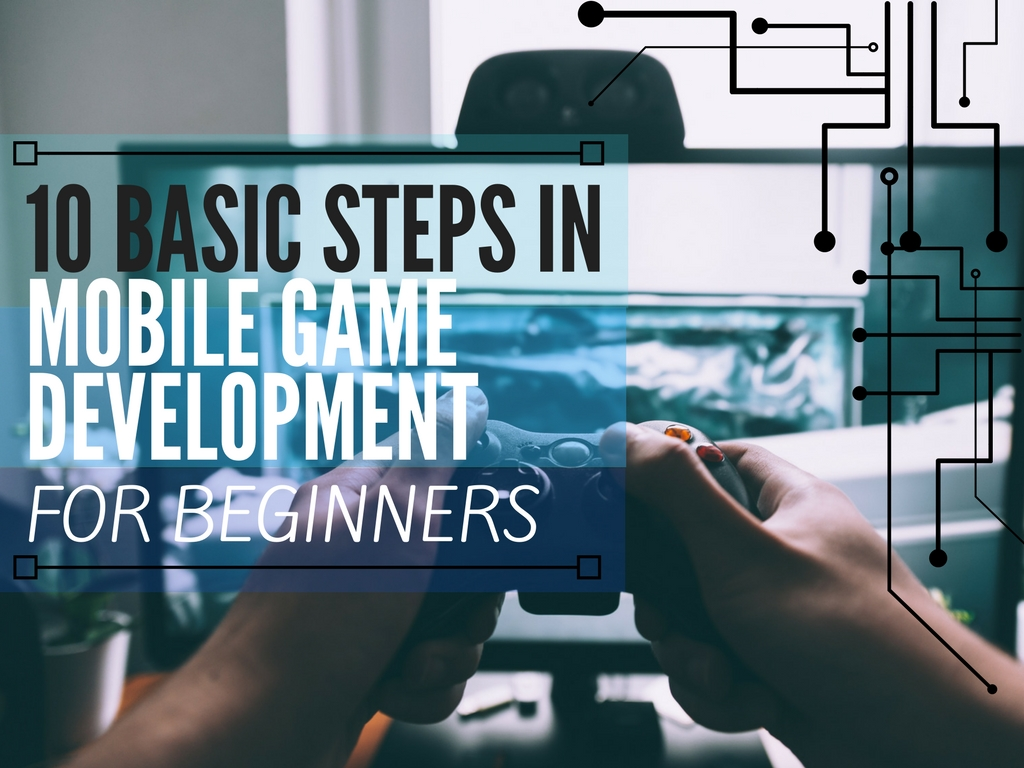 Mobile game development process article