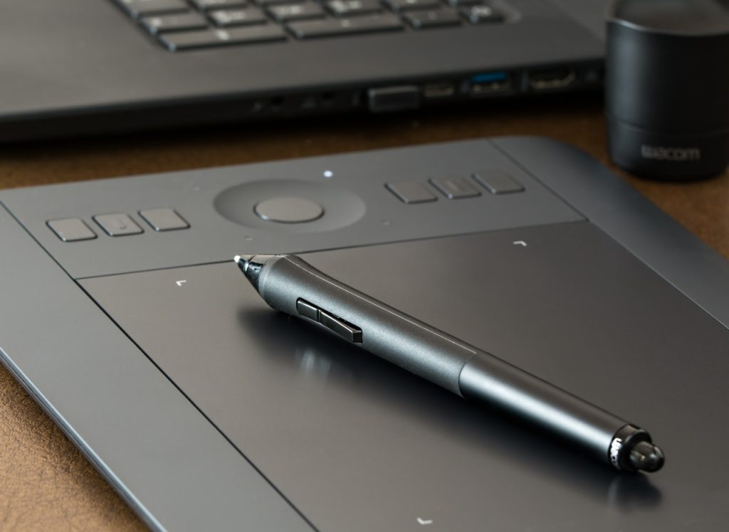Digital sketch pad