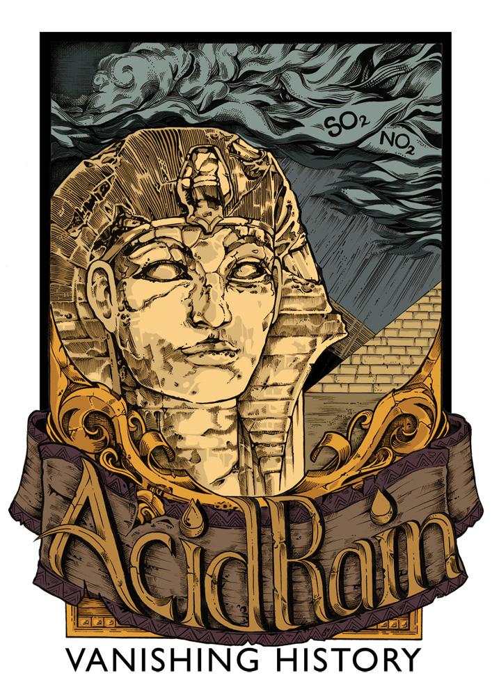 Acid-rain