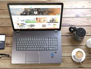 top web design colleges: laptop