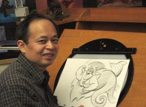 Successful Filipino Animators: Ruben Aquino