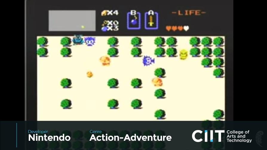 top mobile games - Legend of Zelda