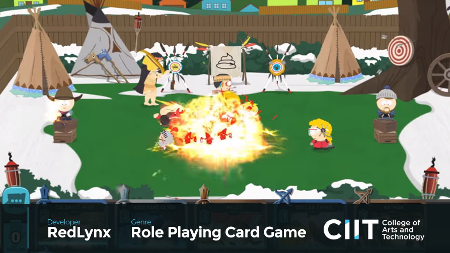 top mobile games - South Park: Phone Destroyer