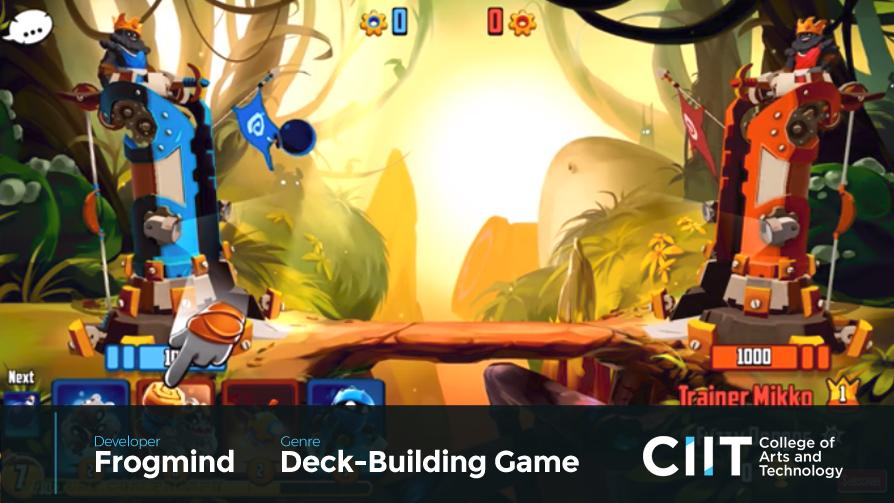 top mobile games - Badland Brawl