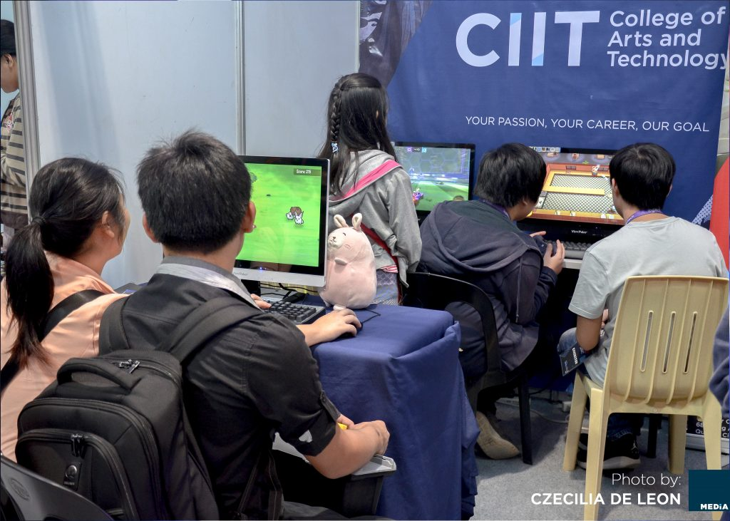 CIIT Joins GameCon Philippines 2018