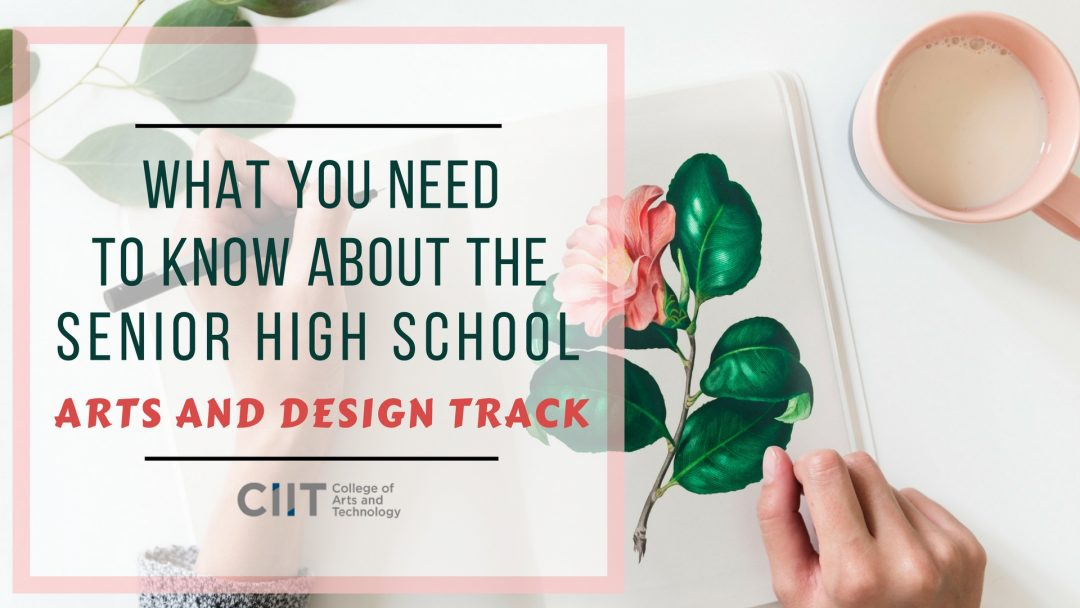 Arts And Design Track What You Must Know Before Taking This