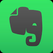 Evernote logo - apps for millennials