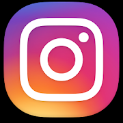 Instagram logo - apps for millennials