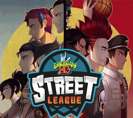 Pinoy Games – Barangay 143: Street League