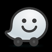 Waze logo - apps for millennials