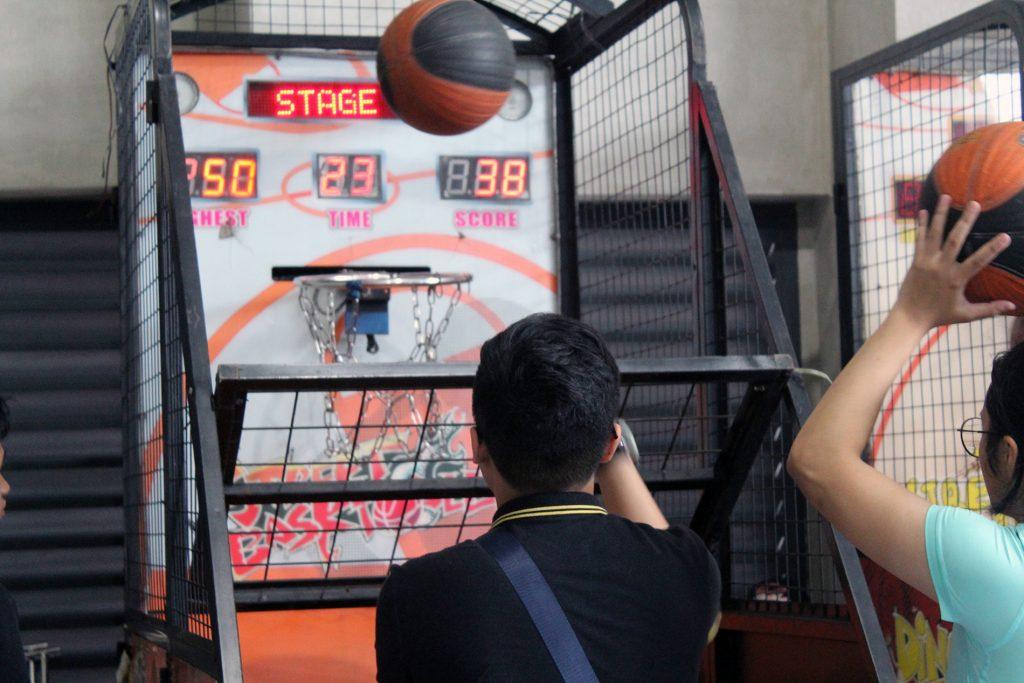 CIIT Playfest 2018 Basketball