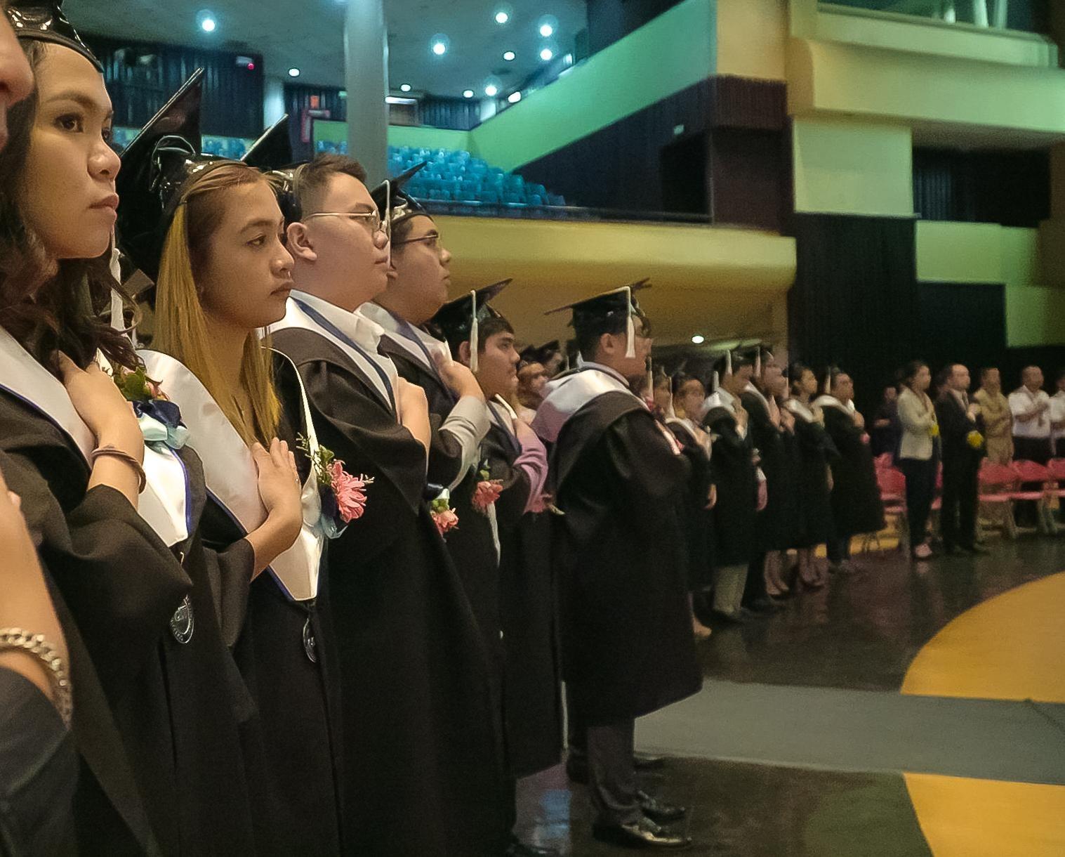 CIIT Commencement Ceremony: The Graduates of Batch 2018