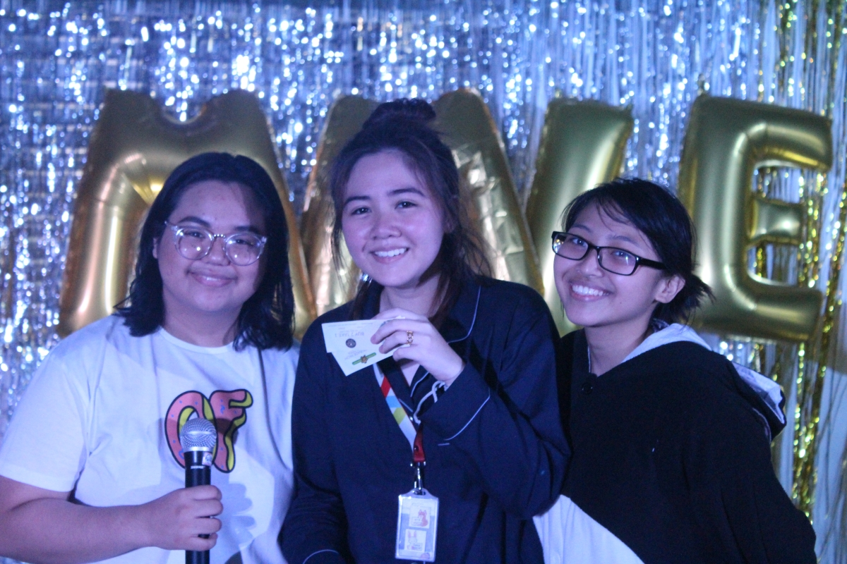 CIIT Acquaintance Party Winners