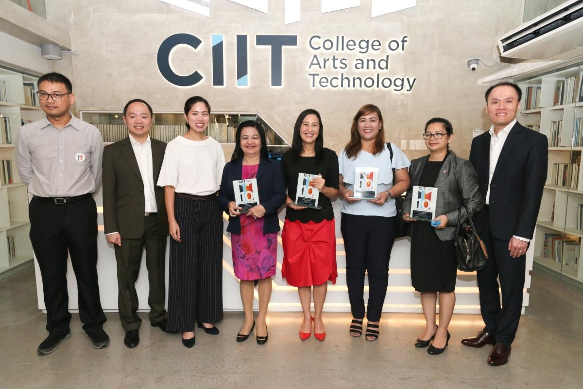 CIIT Interweave Building - Board of Directors