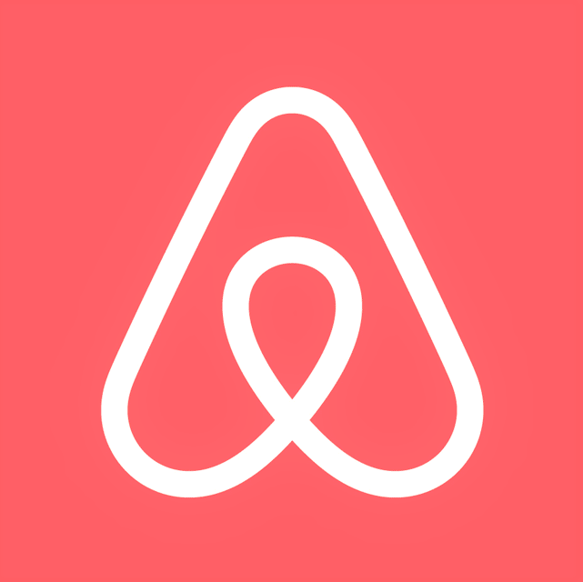 apps for solo travelers: airbnb
