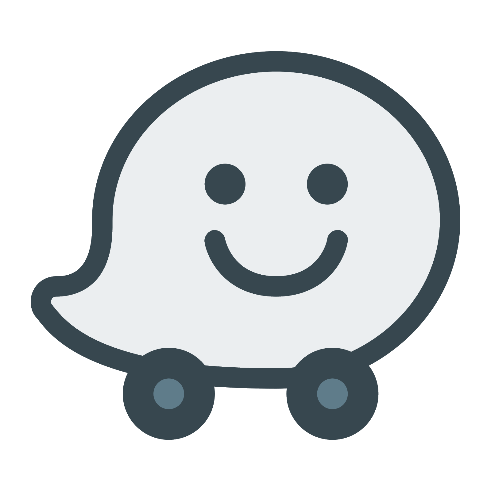 apps for solo travelers: waze