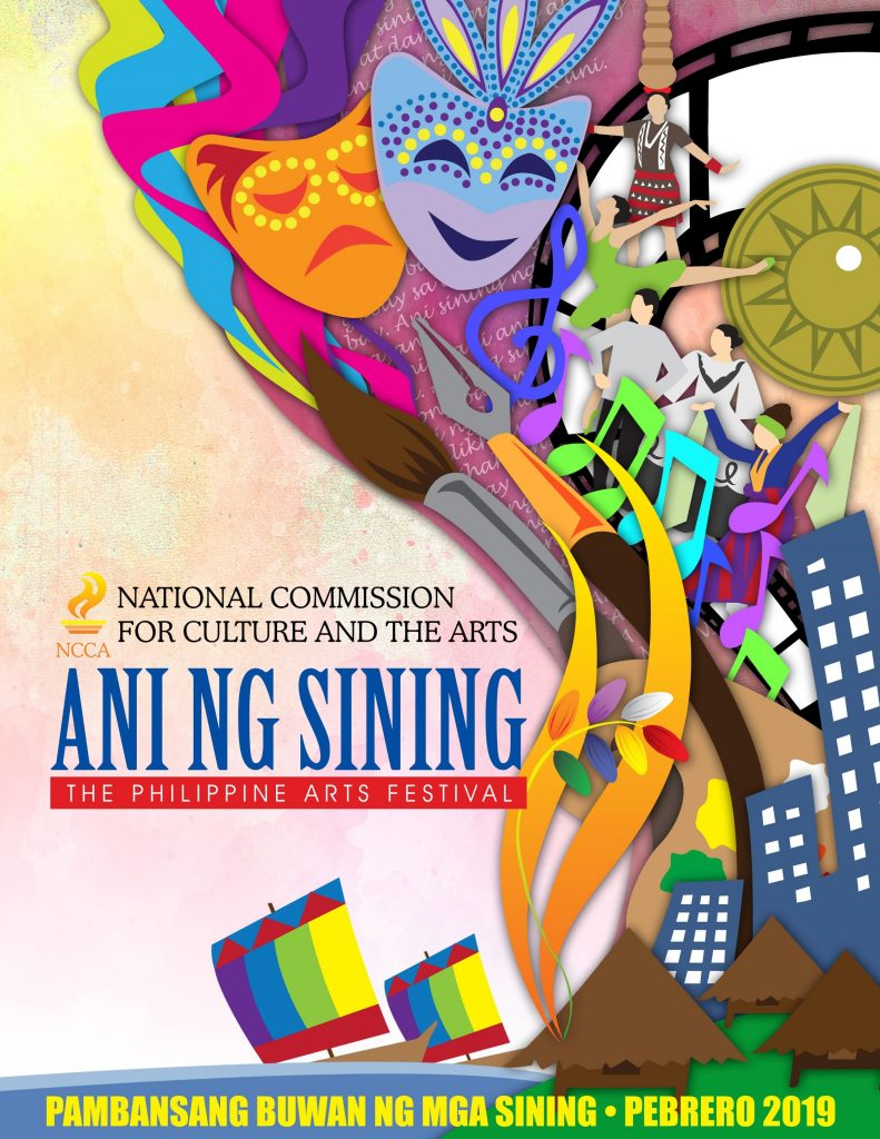 national arts month 2019