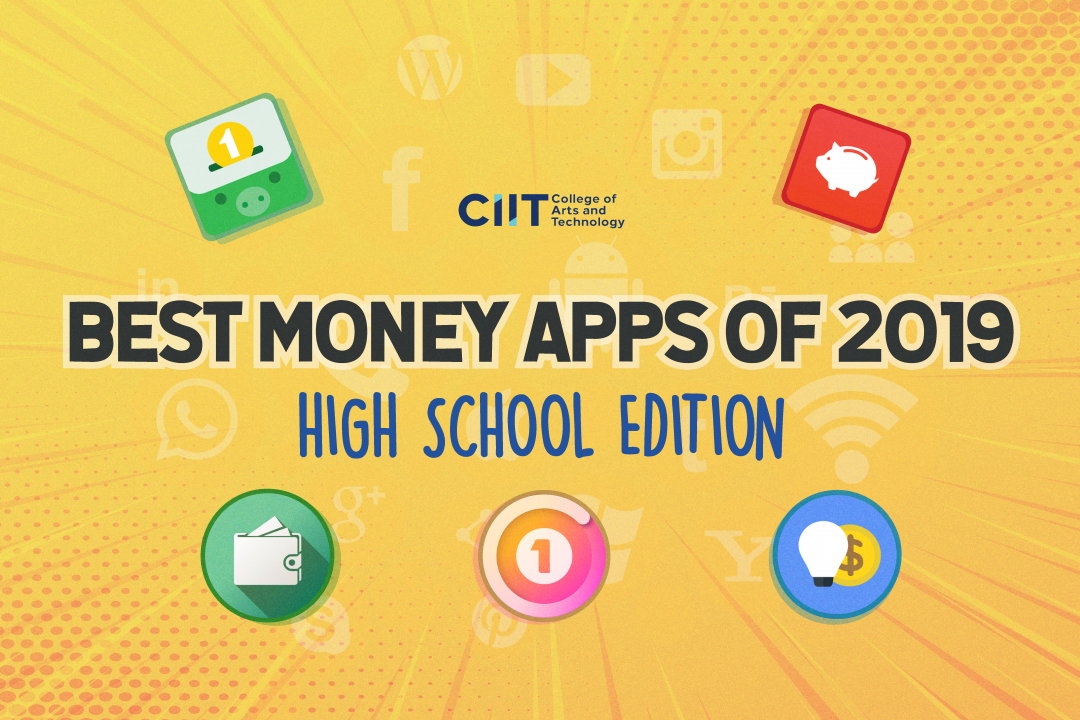best money apps for senior high school students