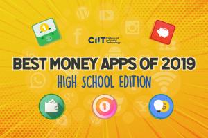 best money apps for senior high school students