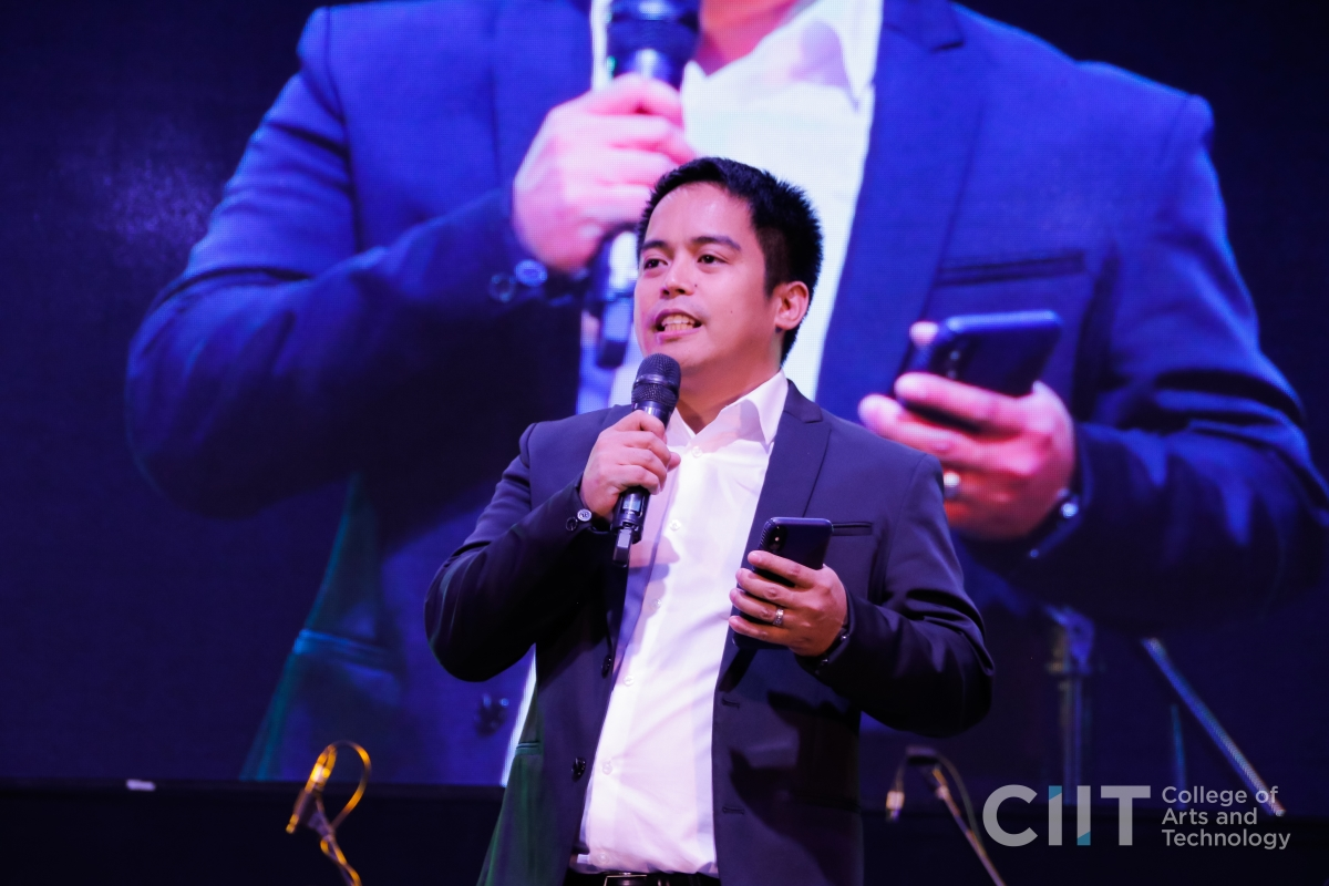 On National Digital Arts Awardees: Jump Digital Founder and Chairman, Jed Marcaida