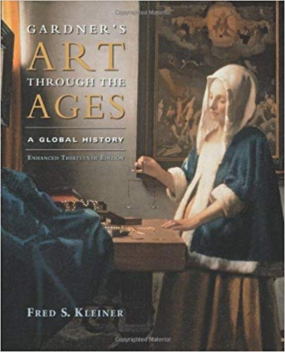Art Books: Art Through the Ages by Fred S. Kleiner