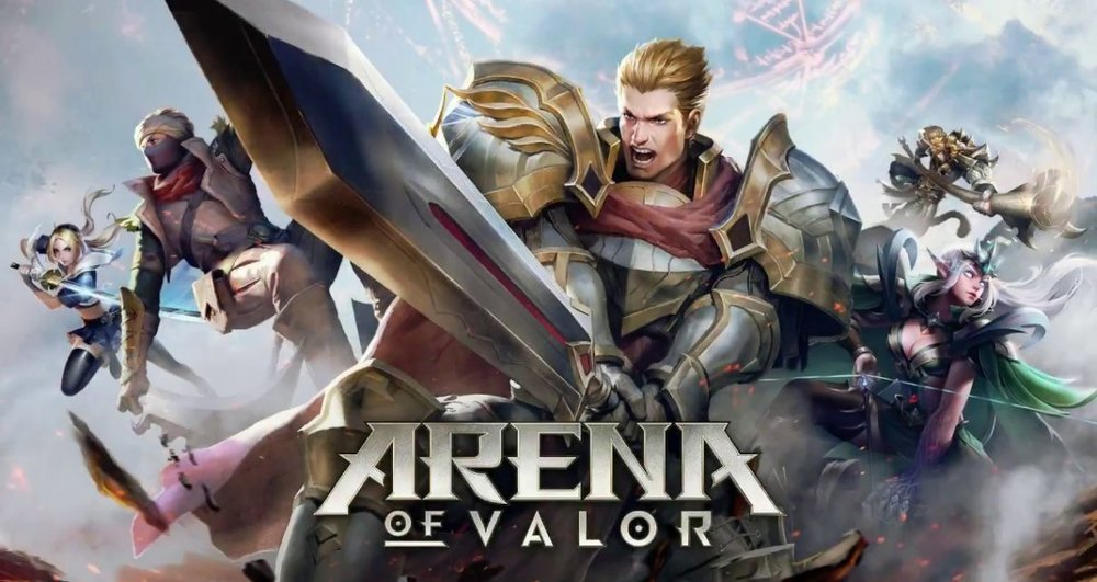 2019 Top mobile games: Arena of Valor (AoV)