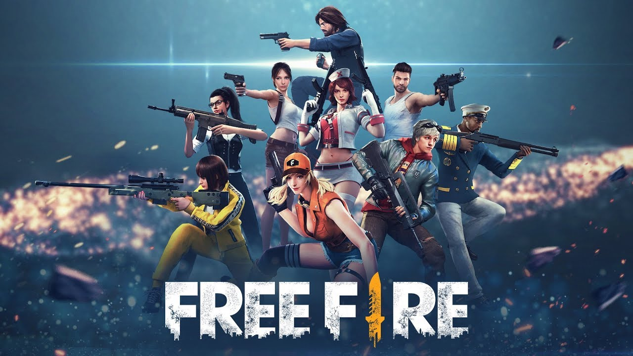 Best 2019 mobile games: Garena Free Fire: Battlegrounds