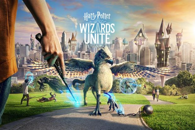 Best Mobile Games: Harry Potter: Wizards Unite