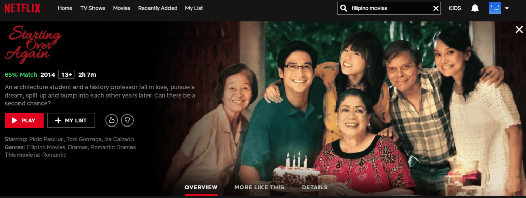 Netflix Philippines: 7 Filipino Films on Netflix You Should