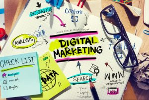 Digital marketing course Philippines notebook and checklist