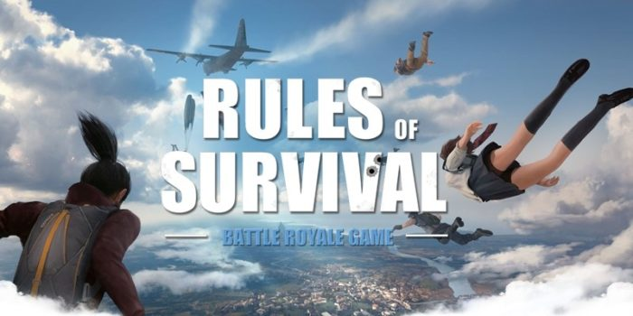Best mobile games: Rules of Survival (RoS)
