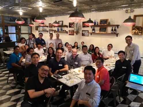 Edusuite angel investment: Edusuite software team and investors