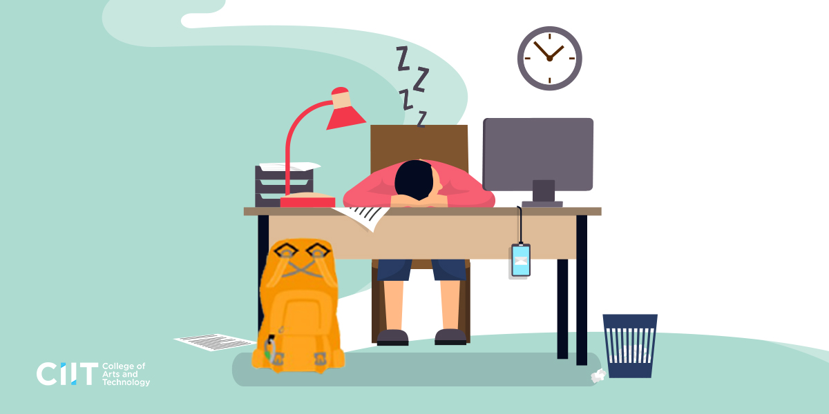 Having an overwhelming schedule is also a common challenge.
