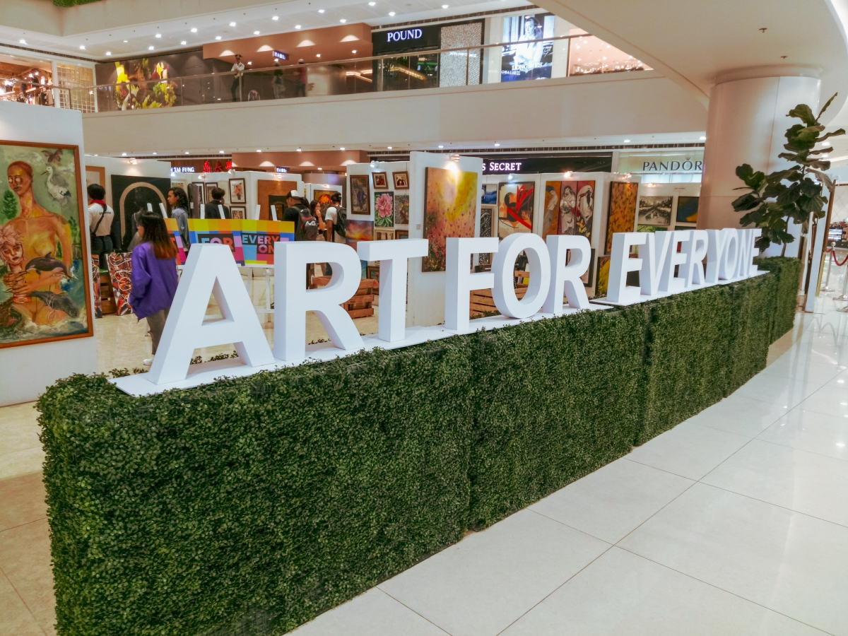 Art for Everyone 2019 Public Display
