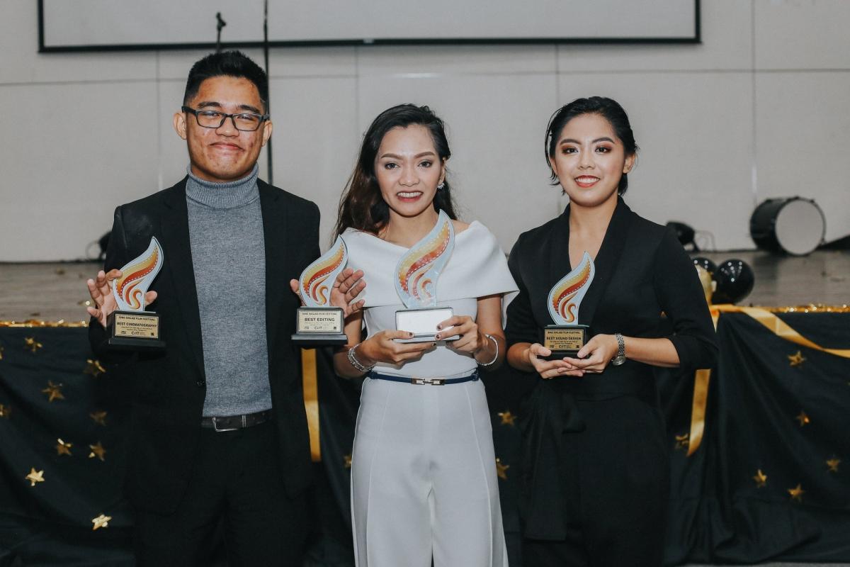 CIIT Sine Siklab Film Festival 2019 Awardees