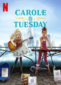 Best Anime Series: Carole and Tuesday