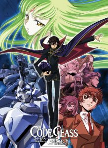 Best Anime Series: Code Geass: Lelouch of the Rebellion