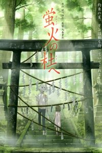 One of the best anime movies: Into the Forest of Fireflies' Light