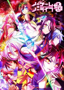 Best Anime Series: No Game, No Life